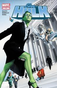 She-Hulk 007 2004 digital