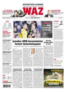 WAZ Westdeutsche Allgemeine Zeitung Oberhausen-Sterkrade - 18. Oktober 2017