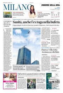 Corriere della Sera Milano - 11 Aprile 2018