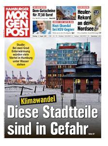 Hamburger Morgenpost – 06. August 2019