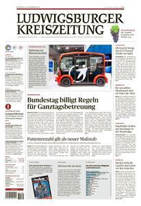 Ludwigsburger Kreiszeitung LKZ - 08 September 2021