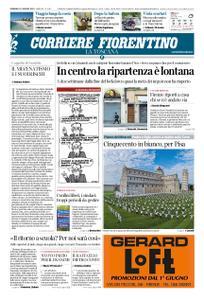 Corriere Fiorentino La Toscana – 31 maggio 2020