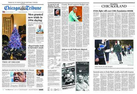 Chicago Tribune – November 18, 2017