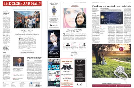 The Globe and Mail – October 09, 2019