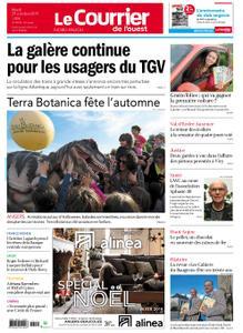 Le Courrier de l'Ouest Nord Anjou – 29 octobre 2019