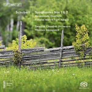 Swedish Chamber Orchestra, Thomas Dausgaard - Schubert: Symphonies 1 & 2 (2014) [Official Digital Download 24-bit/96 kHz]