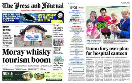 The Press and Journal Moray – August 01, 2018