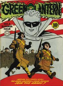 Green Lantern 04 (DC) (Summer 1942)