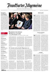 Frankfurter Allgemeine Zeitung - 5 März 2020