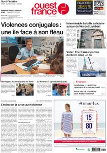 Ouest-France Nord-Finistère – 22 mai 2019