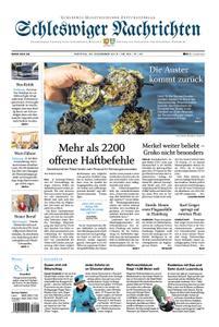 Schleswiger Nachrichten - 30. Dezember 2019