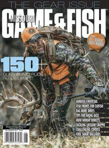 Missouri Game & Fish - July 2017