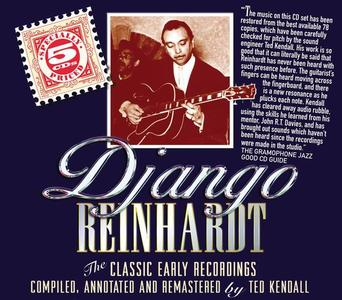 Django Reinhardt - The Classic Early Recordings [Recorded 1934-1939, 5CD Box Set] (2008)