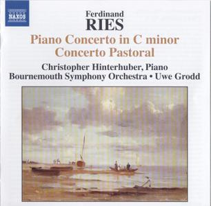Christopher Hinterhuber - Ferdinand Ries: Piano Concertos, Vol.4 (2010)