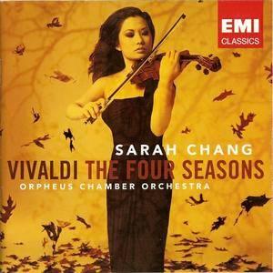 Sarah Chang, Orpheus Chamber Orchestra - Vivaldi: The Four Seasons (2007) Re-Up