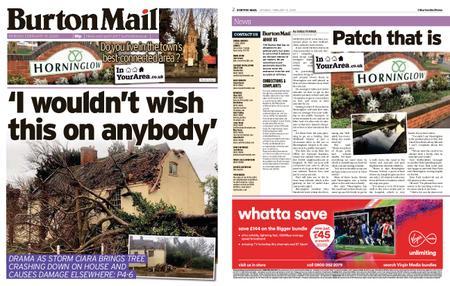 Burton Mail – February 10, 2020