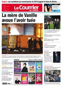 Le Courrier de l'Ouest Angers – 10 février 2020