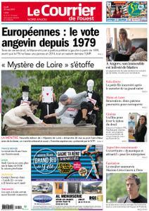 Le Courrier de l'Ouest Nord Anjou – 23 mai 2019