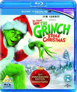 How the Grinch Stole Christmas (2000) [15th Anniversary Remastered Edition]