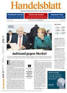 Handelsblatt - 26. September 2018