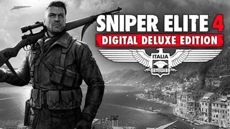 Sniper Elite 4 Deluxe Edition (2017)