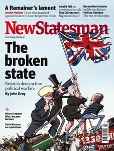 New Statesman - 25 - 31 October 2019
