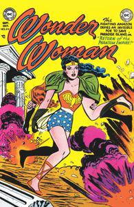 Wonder Woman 49 DC Sep-Oct 1951 digital [downsized, lightened, 4 missing story pages restored] (Shadowcat-Empire