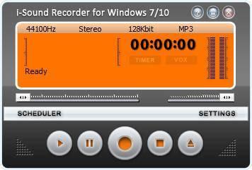 Abyssmedia i-Sound Recorder for Windows 7.8.1.0