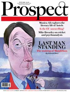 Prospect Magazine - July 2009