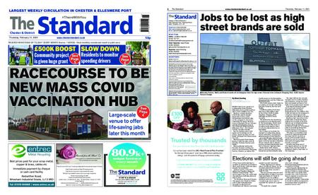 The Standard Chester & District – February 11, 2021