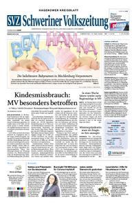 Schweriner Volkszeitung Hagenower Kreisblatt - 12. Mai 2020