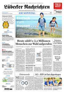 Lübecker Nachrichten Ostholstein Süd - 06. Mai 2018