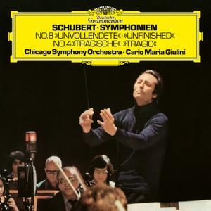 CSO & Carlo Maria Giulini - Schubert: Symphony No.4 in C minor, D.417 / Symphony No.8 in B minor, D.759 (2019) [24/96]