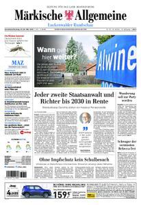 Märkische Allgemeine Luckenwalder Rundschau - 23. März 2019