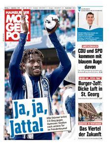 Hamburger Morgenpost – 02. September 2019