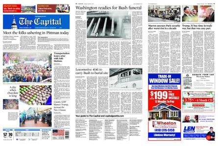 The Capital – December 03, 2018