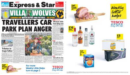 Express and Star City Edition – October 31, 2019