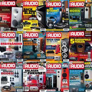 Audio - 2016 Full Year Issues Collection