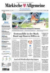 Märkische Allgemeine Westhavelländer - 23. August 2018