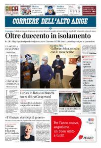 Corriere dell'Alto Adige – 08 marzo 2020