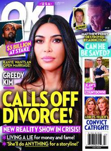 OK! Magazine USA - October 25, 2021