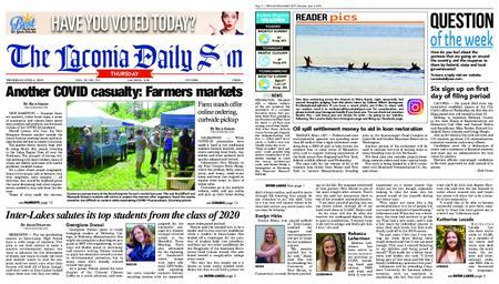 The Laconia Daily Sun – June 04, 2020