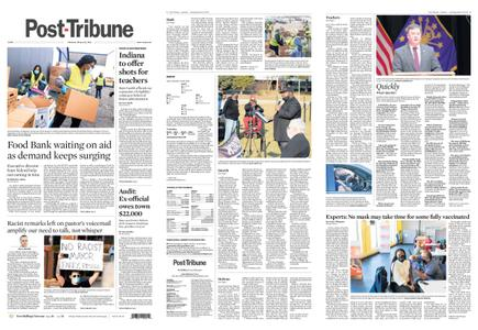 Post-Tribune – March 15, 2021