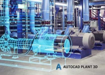 Autodesk AutoCAD Plant 3D 2019.0.1