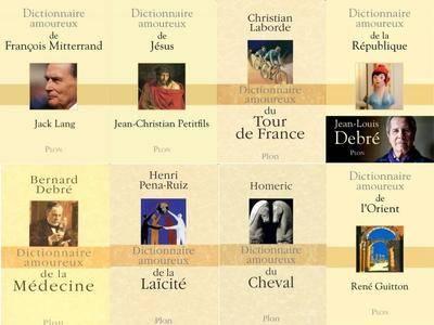Dictionnaire amoureux de la ... (Book Collection)