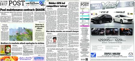 The Guam Daily Post – February 13, 2020