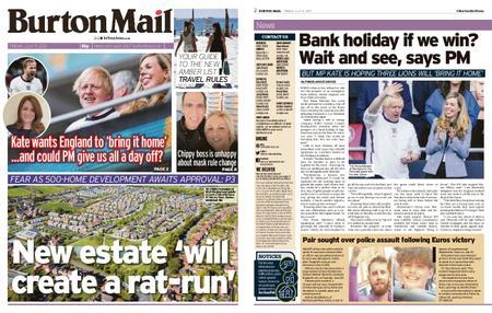 Burton Mail – July 09, 2021