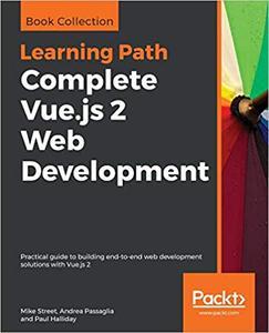 Complete Vue.js 2 Web Development