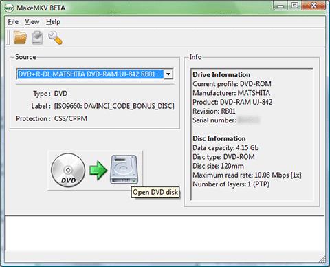 MakeMKV 1.6.13 Portable