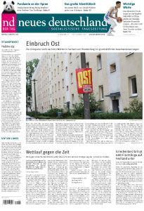 Neues Deutschland - 3 September 2019